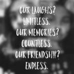 Friendship Goals Caption Facebook
