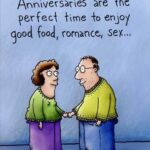 Funny Anniversary Greetings