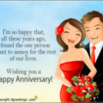 Funny Anniversary Poems For Husband Facebook