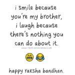Funny Raksha Bandhan Quotes Facebook