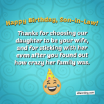 Funny Son In Law Quotes Pinterest