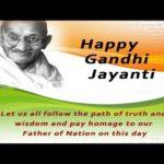 Gandhi Jayanti 2021 Wishes Pinterest