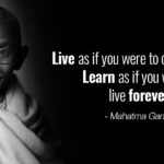 Gandhi Quotes About Life Pinterest