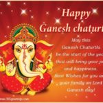 Ganesh Puja Wishes In English Pinterest