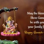 Ganpati Visarjan Wishes Pinterest