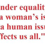 Gender Equality Sayings Twitter