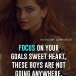 Girls With Goals Quotes Pinterest
