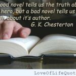 Gk Chesterton Quotes On Life Facebook