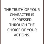 Good Character Quotes Tumblr