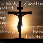 Good Friday Thoughts Quotes Pinterest