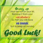 Good Luck Messages For Sports Facebook