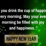 Good Morning Images With New Year Wishes Pinterest