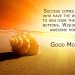Good Morning Message For Success Facebook