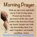 Good Morning Prayer Quotes Images