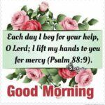 Good Morning Scripture Quotes Pinterest