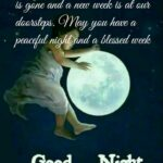 Good Night Friday Quotes Pinterest