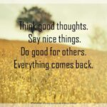 Good Thoughts Quotes