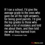Grade School Quotes