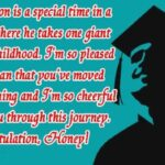 Graduation Wishes For Husband Twitter