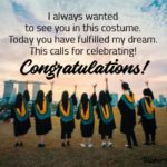 Graduation Wishes Master's Degree Facebook