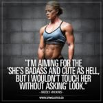 Gym Quotes For Her