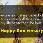 Half Anniversary Quotes