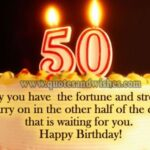 Happy 50th Birthday Messages Tumblr