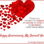 Happy Anniversary Day Wishes Pinterest