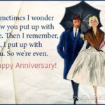 Happy Anniversary Husband Funny Twitter