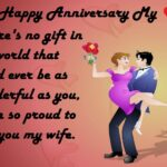Happy Anniversary My Love Quotes Pinterest