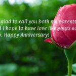 Happy Anniversary Quotes From Daughter To Parents