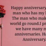 Happy Anniversary To My Boyfriend