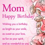 Happy Birthday Mama Wishes Tumblr