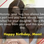 Happy Birthday Mom From Daughter Facebook