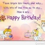 Happy Birthday Quotes For Kids Tumblr