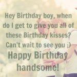 Happy Birthday Text Message For Boyfriend Pinterest
