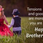 Happy Brothers Day Quotes