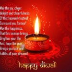 Happy Diwali Wishes 2020 In English