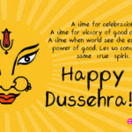 Happy Dussehra Greeting Tumblr