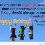 Happy Friday Wishes Quotes
