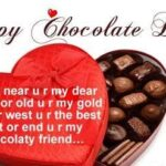 Happy Friendship Day Chocolates Facebook