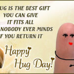 Happy Hug Day Friends Twitter