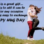 Happy Hug Day Sms