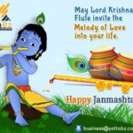Happy Janmashtami Wishes Images Twitter