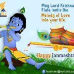 Happy Janmashtami Wishes Images Twitter
