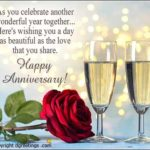 Happy Marriage Anniversary For Friend Facebook