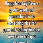 Happy Monday Images And Quotes Facebook
