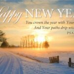 Happy New Year 2021 Christian Quotes Tumblr
