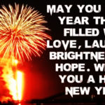 Happy New Year 2021 Love Sms Pinterest