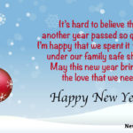 Happy New Year Family Quotes Facebook
